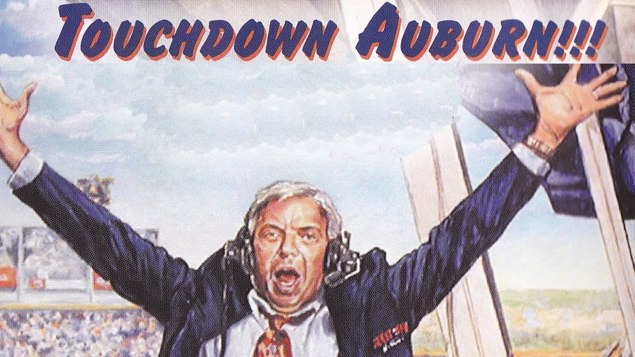 Auburn Football - Top 35 Jim Fyffe calls