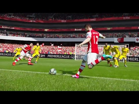 15 - FIFA 15 Gameplay #2 (PS4/Xbox One) Subscribe ▻ http://bit.ly/GamesHQMedia FIFA 15 gameplay video shows off agility and control.
