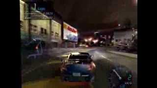 NFS UG - Rob Zombie - Two Lane Blacktop