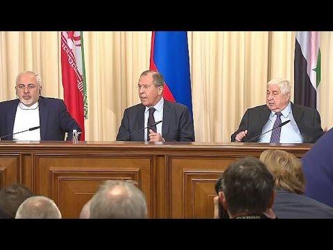 Ρωσία: Συνομιλιές Λαβρόφ με ΥΠΕΞ Ιράν και Συρίας – world