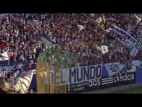 La barra del Olimpia en el Defensores del Chaco Vs. Cerro - 25/01/2015 - La Barra del Olimpia - Olimpia