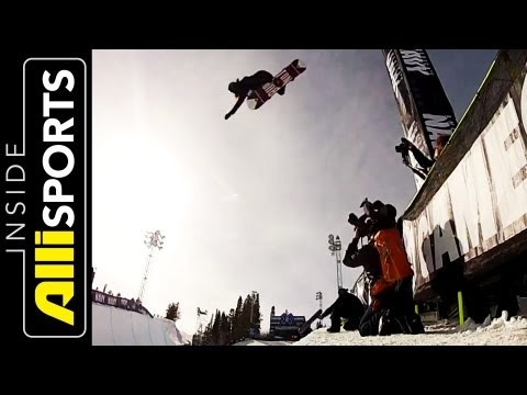 JJ Thomas, Todd Richards on Snowboard Season Preview | Inside Alli Sports