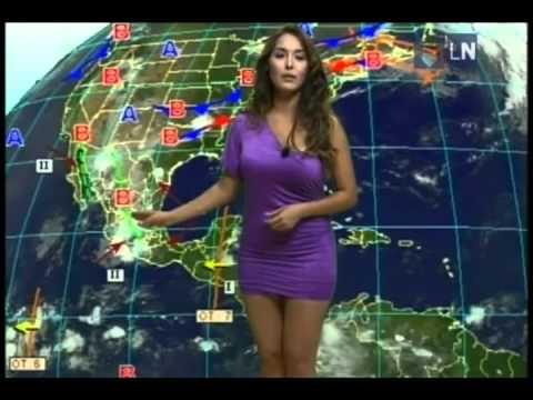 Malorny88 - sexy weather Girl.