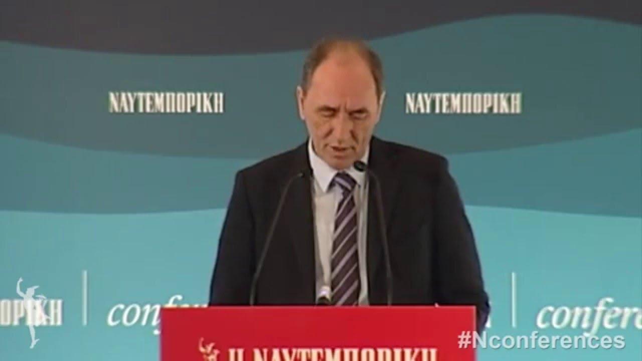 Γιώργος Σταθάκης Υπουργός Οικονομίας, Ανάπτυξης και Τουρισμού