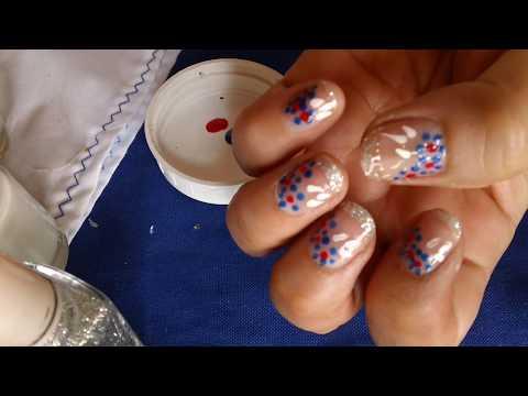 Uñas decoradas - decorado de uñas·#12111