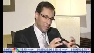 حوار مع عبد القادر عمارة على cnbc ج2