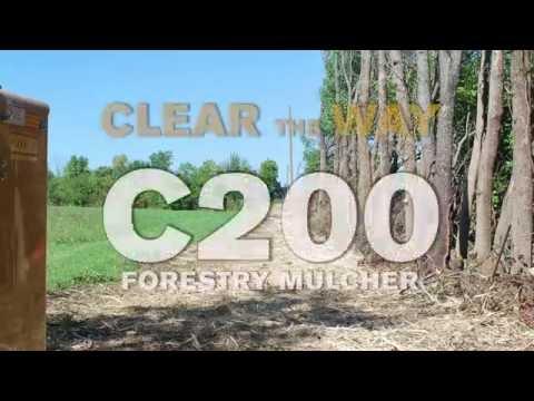 C200 Forestry Mulcher