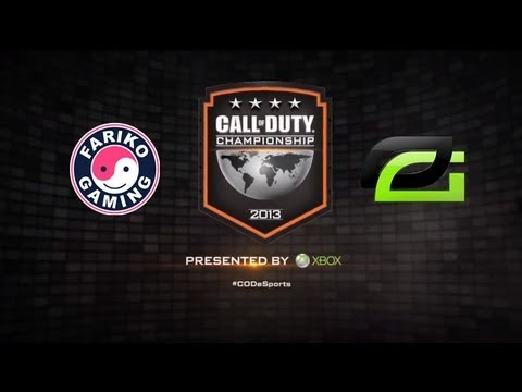 [codchamp] Optic.gaming Vs Fariko.impact | Black Ops 2 [hd]