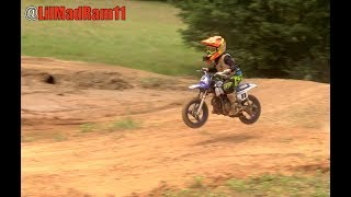 5. 5 YEAR OLD LIL MADRAM11 Takes a Big Hit on his  PW50