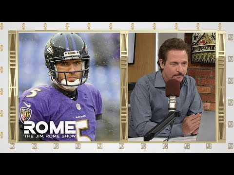 Video: Ravens TRADE Joe Flacco to Broncos | The Jim Rome Show