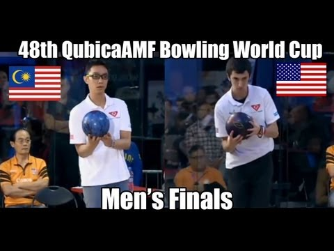 bowling - Watch Marshall Kent from the United States take on Syafiq Ridhwan from Malaysia during the Men's final match at the 2012 Bowling World Cup in Poland. Brought...