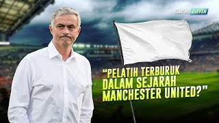Video TERBONGKAR! Ini Alasan Sebenarnya Mengapa Jose Mourinho Dipecat Dari Manchester United MP3, 3GP, MP4, WEBM, AVI, FLV April 2019