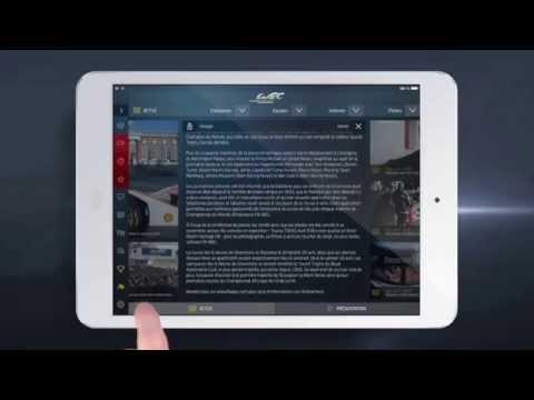 Video of World Endurance Championship®