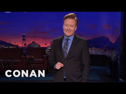 Conan On What Trump Did When Twitter Went Down  - CONAN on TBS