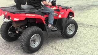 4. 2006 Can Am Outlander Max 400 ATV For Sale