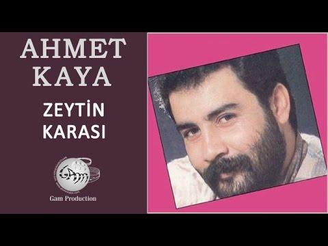 Ahmet Kaya – Zeytin Karası Sözleri