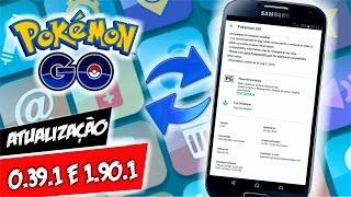 Pokémon GO Mais Uma Atualização!?! O Que Mudou? by Pokémon GO Gameplay