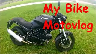 6. Motovlog 4 Review of my Bike