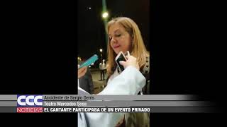Caída de Sergio Denis