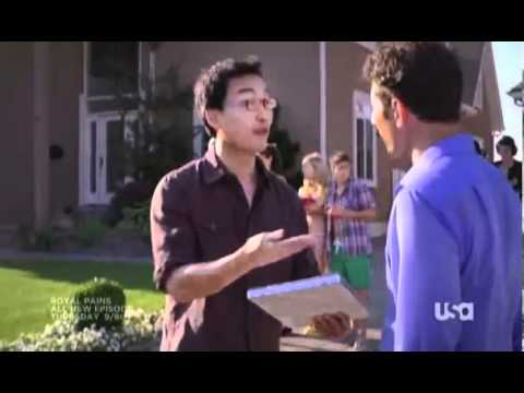 Royal Pains S02E14 Pit Stop [Official (USA) Promo Tailer]