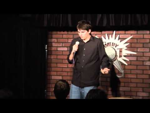 Ethan Grimes @ The Comedy Spot, First Ever Open Mic Night