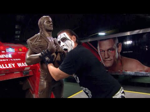 10 Faces You Never Thought You'd See On WWE TV