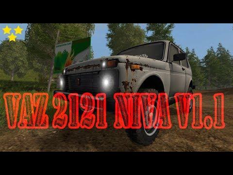 Vaz 2121 Niva v1.1