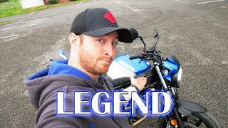 3. Suzuki SV650 The Legend Never Dies