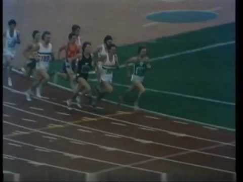Sir John Walker - World Mile Record 1975 & 1500m Gold 1976