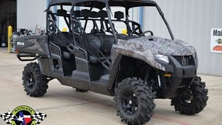 10. $15,999:  2017 Arctic Cat 700 HDX Crew Camo with Lift & Upgraded Tires