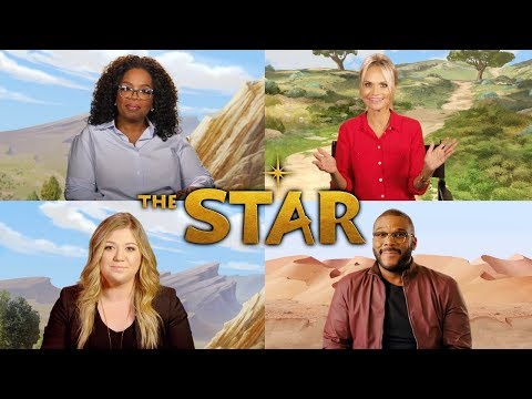 THE STAR - Behind The Scenes | Gina Rodriguez, Oprah Winfrey, Tyler Perry, Kristin Chenoweth