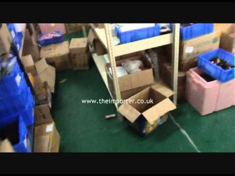 iphone 5 components - (C) 2012 Byte 'The Technology Superstore'. BYTE takes a factory tour of a supplier to Foxconn in Shenzhen - China, This factory has been contracted to produc...