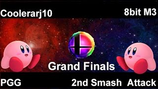 Who would've guessed two kirbys would have made it to the grand finals of a tournament? (10:18 Volume warning)