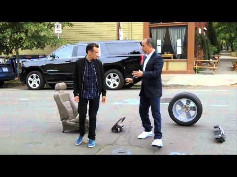 Acura & Seinfeld = Funny Stuff!