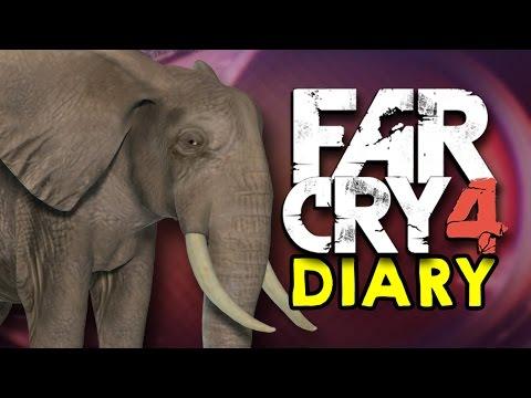 Far Cry 4: Diary #1 – GAJAH NGAMUK !! – Bahasa Indonesia (Engga Lucu + Ngakak)