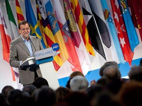 Rajoy: En la Constitución están las raíces de nuestro pasado y los cimientos de nuestro futuro