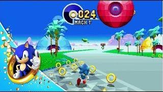 Sonic Mania aura bien droit aux niveaux Bonus et dévoile son mode Time Attack !