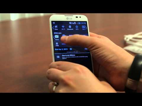 LG Optimus G Pro Unboxing