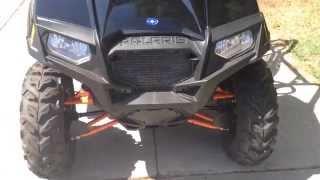 9. 2014 Polaris RZR 800 EPS Gloss Black
