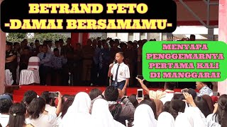 Video Betrand Peto- Damai Bersamamu MP3, 3GP, MP4, WEBM, AVI, FLV Agustus 2019