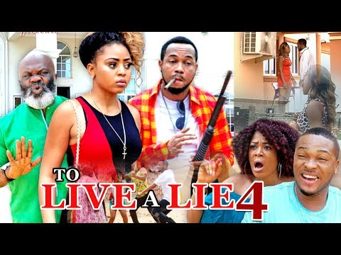 To Live A Lie 4 (Regina Daniels) - 2017 Latest Nigerian Nollywood Movies