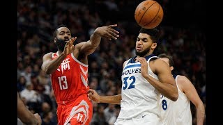 James Harden's Top Assists From 2018-19 Season | NBA's Best Passer? by Bleacher Report