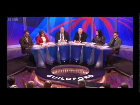 Question Time Gay Marriage Debate in the U.K – Part 1