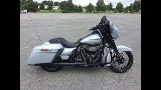 5. 2019 Harley-Davidson FLHXS Street Glide Special- Barracuda Silver