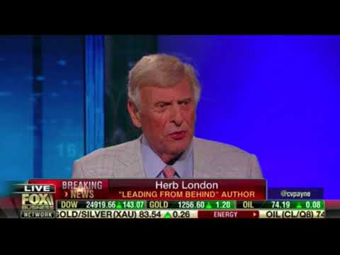 Dr. Herb London discusses NATO and Putin on Making Money with Charles Payne on Fox Business
