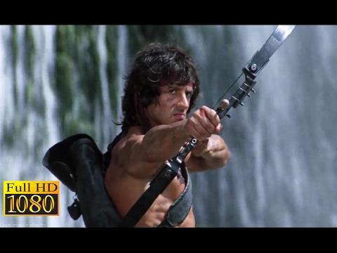 Rambo First Blood 2 (1985) - Explosive Arrow Scene (1080p) FULL HD