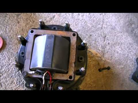 1984 Cadillac Coupe DeVille – Distributor Cap and Rotor Replacement