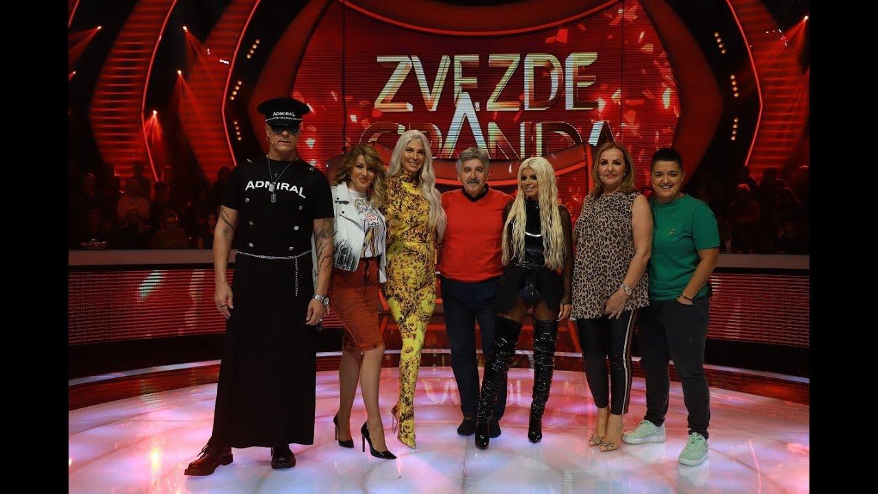 NOVE ZVEZDE GRANDA 2019 – 2020: Šesta emisija – 26. 10. – najava