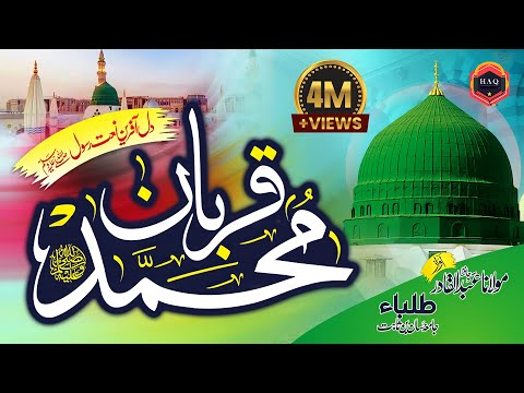 New Naat 2019 QURBAN E MUHAMMAD By Hafiz Abdul Qadir And Students Of Jamia Hassan