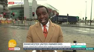What's next for Manchester United following the death of it's owner Malcolm Glazer?